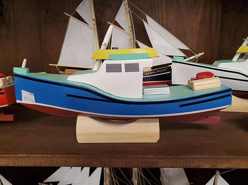"694 Large""Cape Island"" Boat Model"