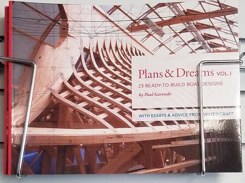 "267 ""Plans & Dreams"" Vol 1 - Boat Design Book"