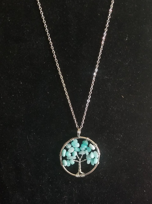"154 ""Tree of Life"" Necklace"