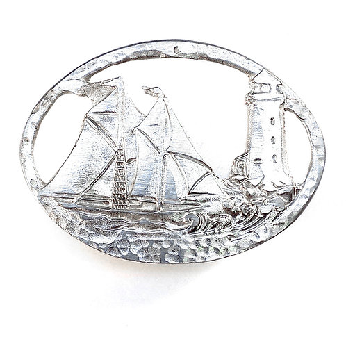 "161 ""Schooner"" Ornament"