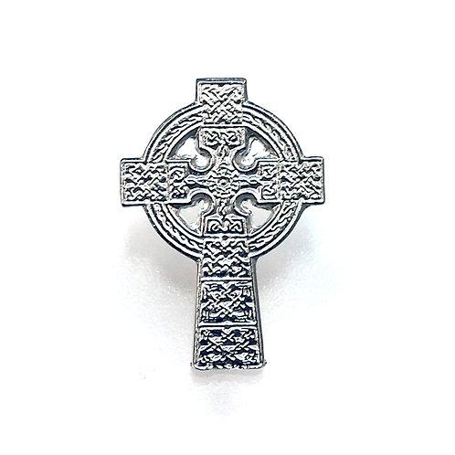 """1141""""Celtic Cross"""" Lapel Pin"""