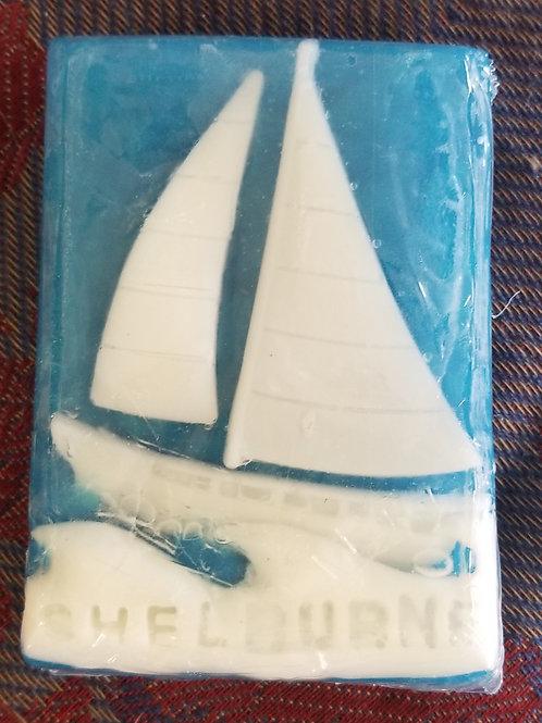 "153 ""Sail Away"" Handmade Soap"