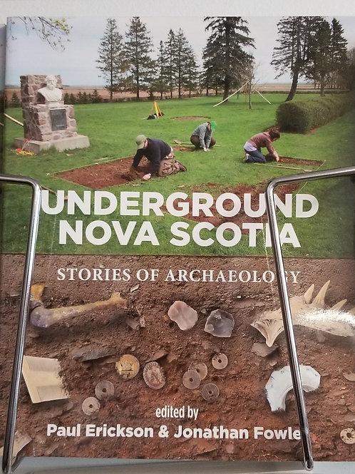 "16 ""Underground Nova Scotia"" Book"
