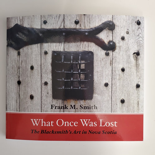 """468 """"What Once Was Lost"""" Book"""