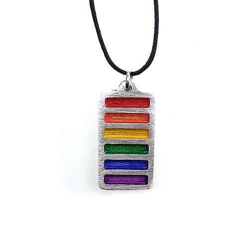 """827 """"Rainbow"""" Necklace"""