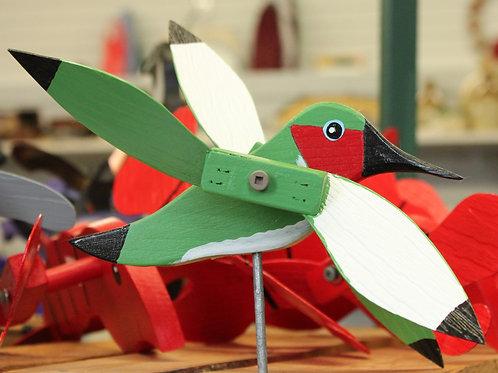 673 Hummingbird Whirligig