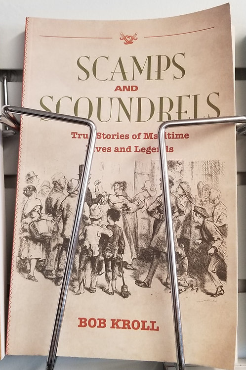 "27 ""Scamps & Scoundrels"" Book"