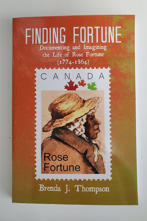 "930 ""Finding Fortune"" Book"