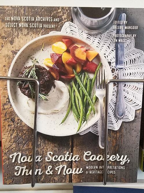 "706 ""Nova Scotia Cookery Then & Now"" Recipe Book"