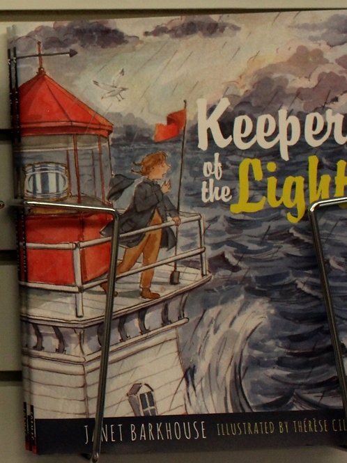 "163 ""Keeper of the Light"" Book"