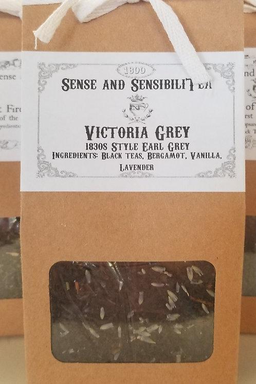 """1028 Sense & SensibiliTea """"Victoria Grey"""" Tea"""