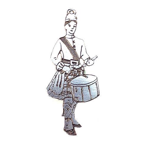 "161 ""Snare Drummer"" Ornament"