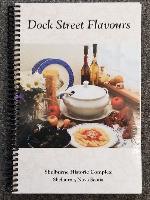 "6 ""Dock Street Flavours"" Recipe Book"