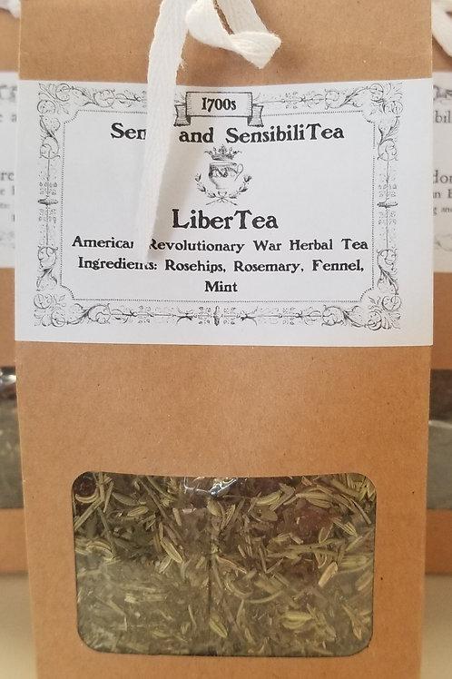 """1028 Sense & SensibiliTea """"LiberTea"""" Tea"""