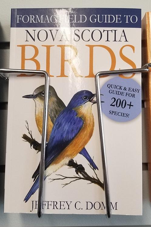 """60 """"Nova Scotia Birds"""" Book"""