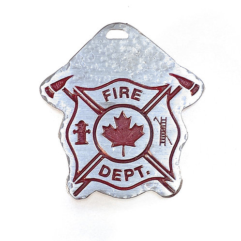"161 ""Fire Department"" Ornament"