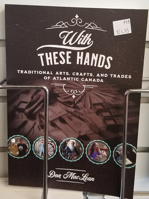 "915 ""With These Hands"" Book"