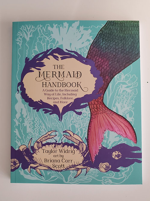 "472 ""The Mermaid Handbook"" Book"