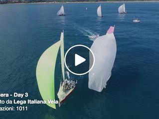 Il videoracconto della tappa di selezione di Cala Galera