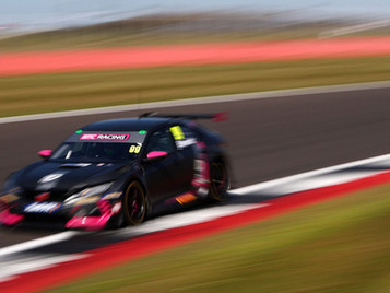 STRONG START FOR BTC RACING AT SILVERSTONE 'MEDIA DAY'