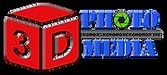 3D photo media