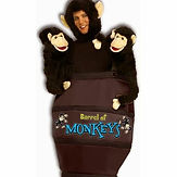 Barrel of Mokeys