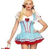 Leg Avenue Dorothy -Wizard of Oz