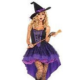 Leg Avenue Broomstick Babe