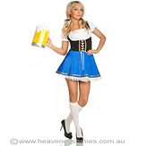 Beer Stein Wench