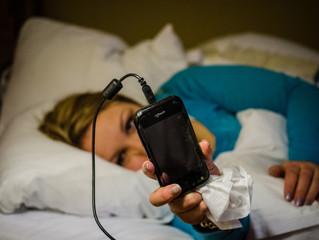 Tweeting, not sleeping? What is your Social Media/Sleep Balance?