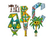 Tiki ABC Cover Art
