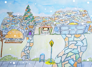 A Cozy Winter Day Cover Art
