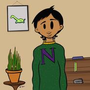 Naveen Portrait