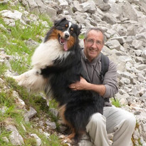 Emiliano GUITIERREZ directeur de l'élevage De La Légende Asturienne
