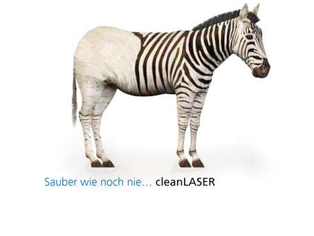 cleanLASER, eine Erfolgsgeschichte aus Aachen