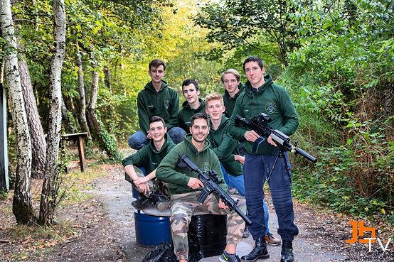 Bureau ECE Shooting Club 2019-2020