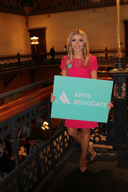 Arts Advocacy Day 2018