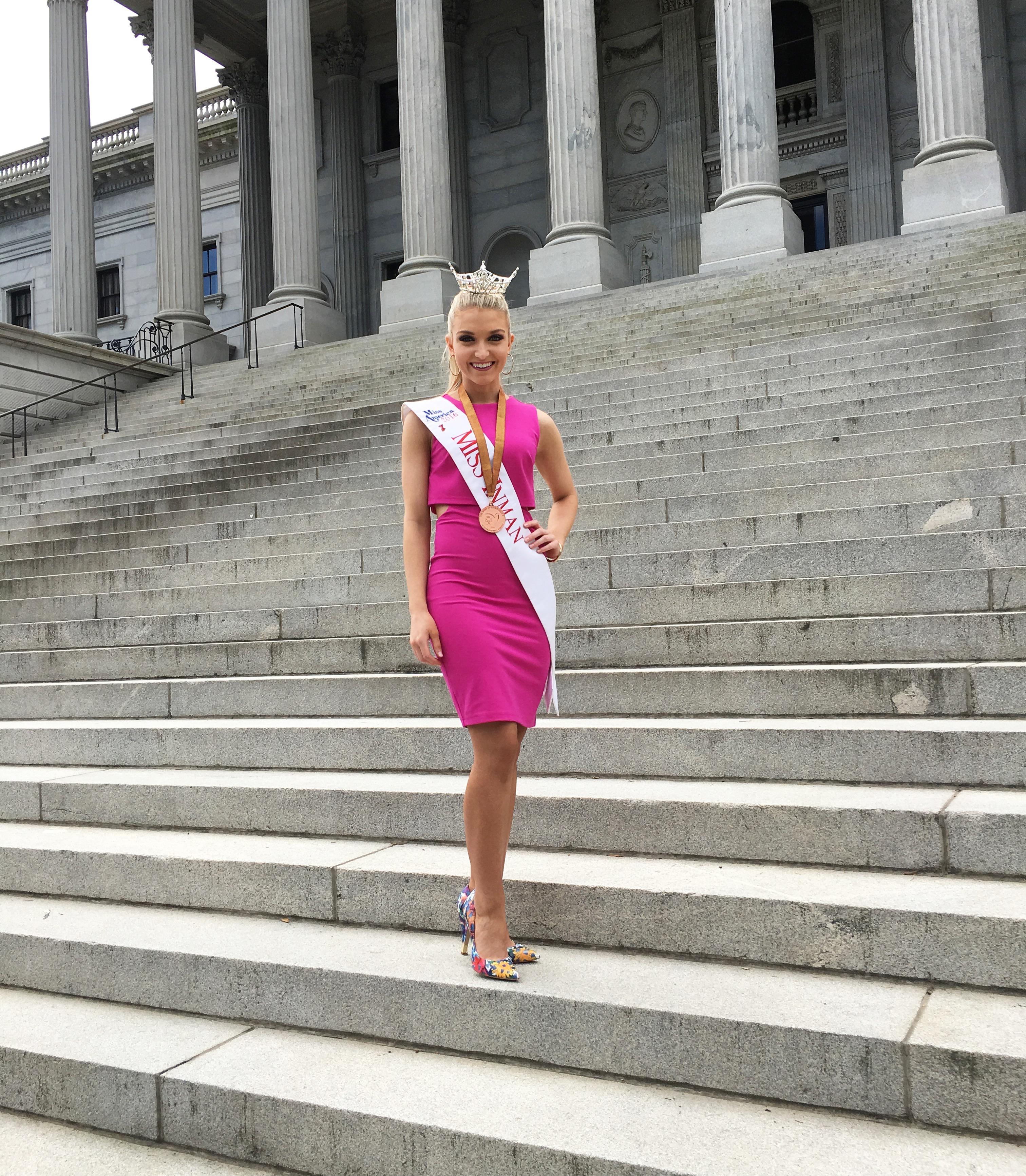 Miss Inman 2016