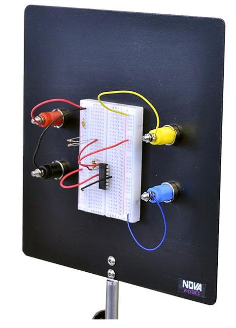 TP caractérisation photodétecteurs