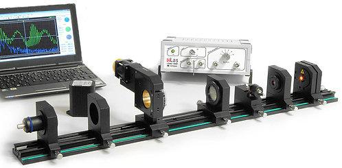 TP Anémométrie Laser Doppler (LDA)
