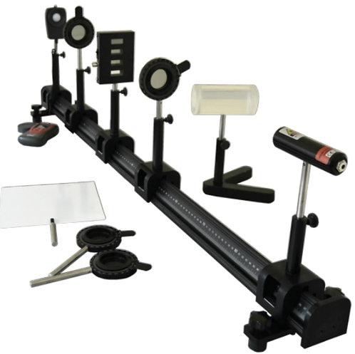 TP Polarisation avec source LED et Laser