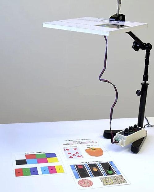 TP Synthèse et vision des couleurs