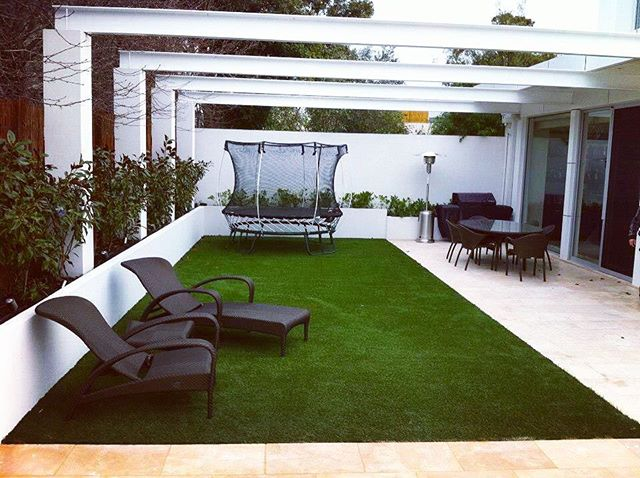 Brighton project -Artificial Turf