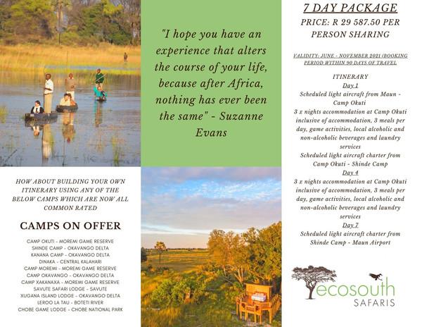 Brown Journal Sales Tri-fold Brochure (1