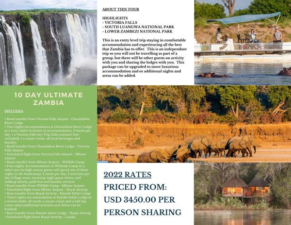 Copy of Safari Packages - Safari Club (1