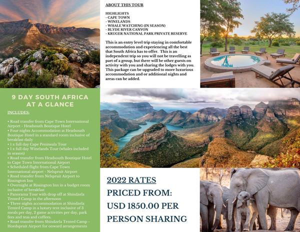 Copy of Safari Packages - Safari Club (9