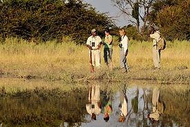 Footsteps-Okavango-delta-Walking-Safari-