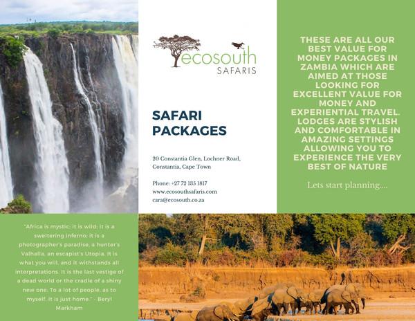 Copy of Safari Packages - Safari Club (4