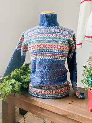 Le Scandinave | Ugly Beauty Sweater 100% Laine