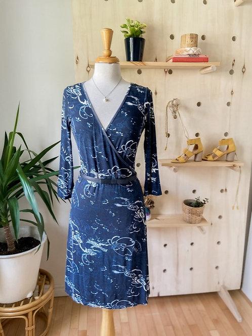 Robe portefeuille & Ceinture
